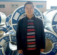 燕赵蓝天团队服务意识强,值得信赖的专业彩涂板生产商。