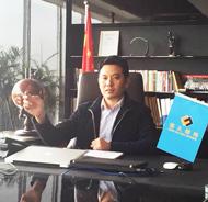 内蒙古的远方来客——内蒙古包头恒久彩钢李涛总经理
