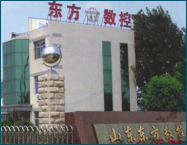 【企业】庆云东方数控在燕赵蓝天选到满意厂房彩钢板