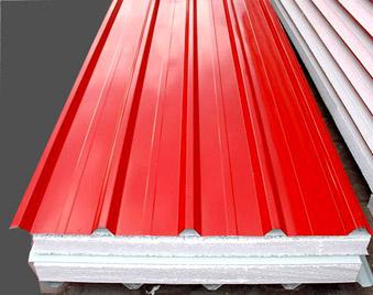 【钢构厂】彩钢压型板生产企业信得过的彩钢厂 当属河北蓝天