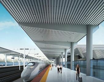 河北蓝天彩钢板 大型公用和民用建筑的理想伴侣