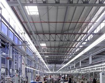抗静电彩板 河北蓝天板业中国彩钢优质板源生产基地
