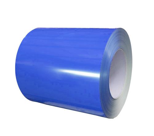 彩涂板-蓝天海蓝色建筑专用