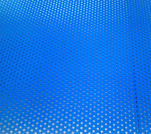 彩涂板-蓝天防风抑尘网